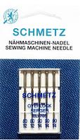 Иглы Schmetz №80-90 для оверлока Overlock