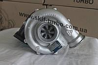 Восстановленная турбина Mercedes-LKW OM 366 A