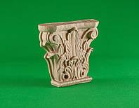Код ПЛ1. Деревянный резной декор для мебели. Пилястры, фото 1