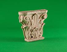 Код ПЛ1. Деревянный резной декор для мебели. Пилястры