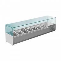 Витрина холодильная для начинки Cooleq VRX 1500/330