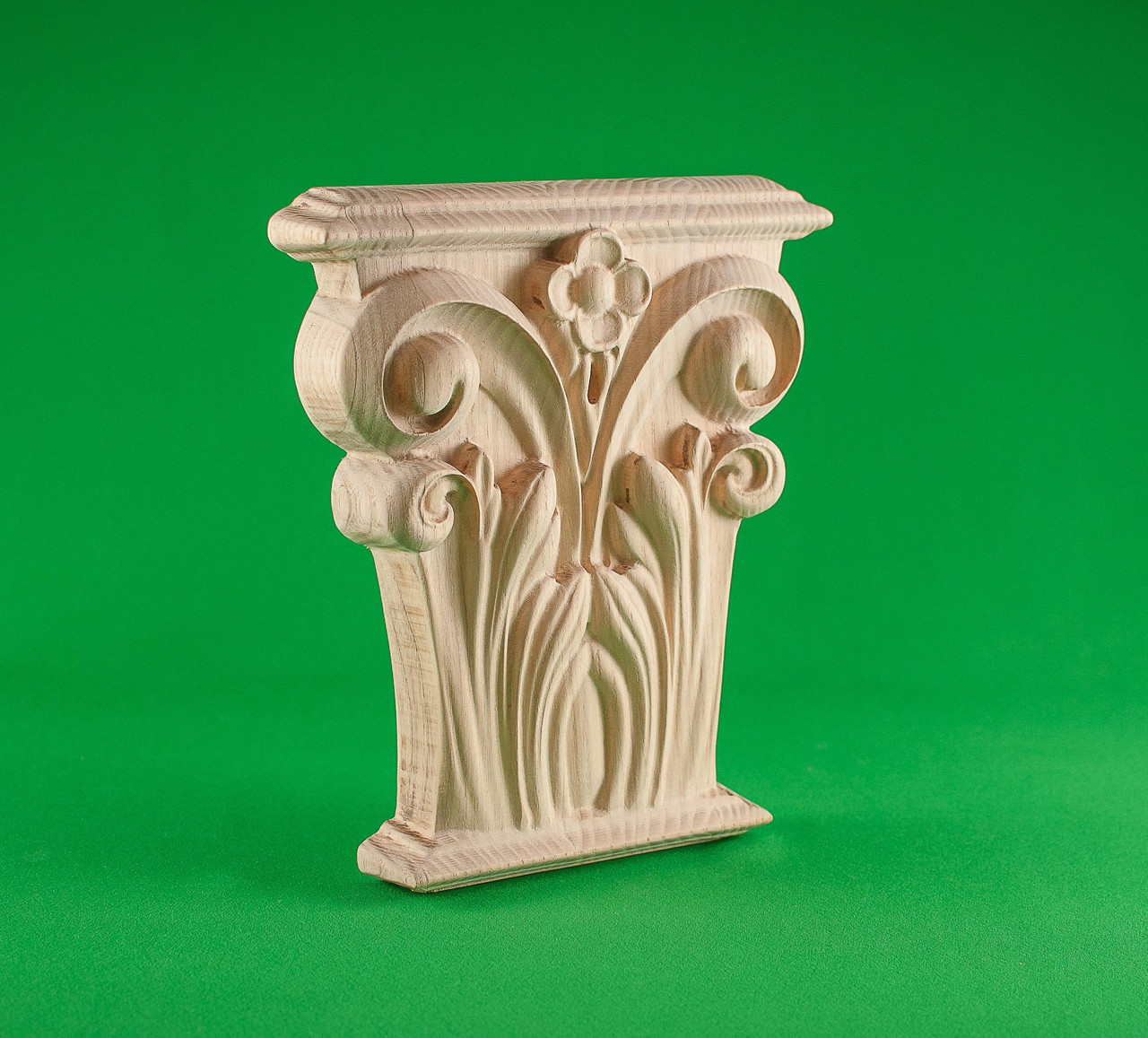 Код ПЛ4. Деревянный резной декор для мебели. Пилястры