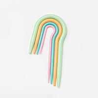 Дополнительные спицы для вязания кос, 4 шт (упаковка)