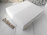 Коробка 200/240/50мм белая