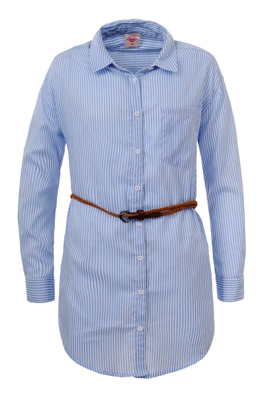 Рубашка для девочки Glo-Story GYQ-3699 (134-164)