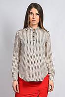 Блуза Polo бежевая
