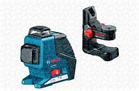 Линейный лазерный нивелир Bosch GLL 2-80 P + BM1 + L-BOXX