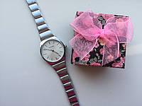 Женские часы Rolex под сталь