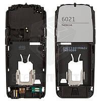 Средняя часть корпуса для мобильного телефона Nokia 6021, полная