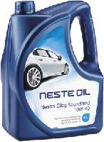 Моторное масло Neste City Standard 10W40 (API SL, SJ/CF)