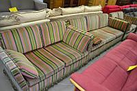 Комплект диванов и пуф, 3+2+2+1