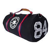 Мужская модная сумка - №2164, Цвет черный