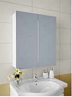 Шкаф зеркальный Garnitur.plus в ванную без подсветки 37D