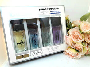 Подарочный набор с феромонами Paco Rabanne for him