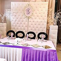 Бело-фиолетовое