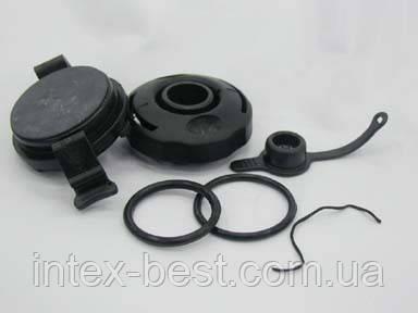 Intex 10650 - клапан 3 в 1 для надувного матраса, фото 2