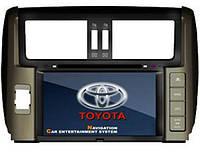 """Штатная магнитола """"Toyota Prado 150"""""""