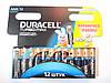 Батарейки Duracell TURBO MAX AAA LR03 12шт , фото 3