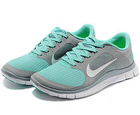 Nike Free Run 4.0 V3 Grey/Green