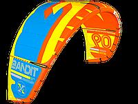 Кайт купол Bandit X 9m F-One 2017 (o/y/b)