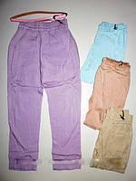 Котоновые брюки на девочку GLO-STORY 92-98-104-110-116-122 PP.