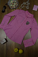 Женская рубашка с нашивкой на груди WAREDENIM, фото 1