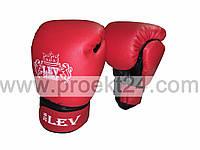 Боксерские перчатки Кожзам -10 oz