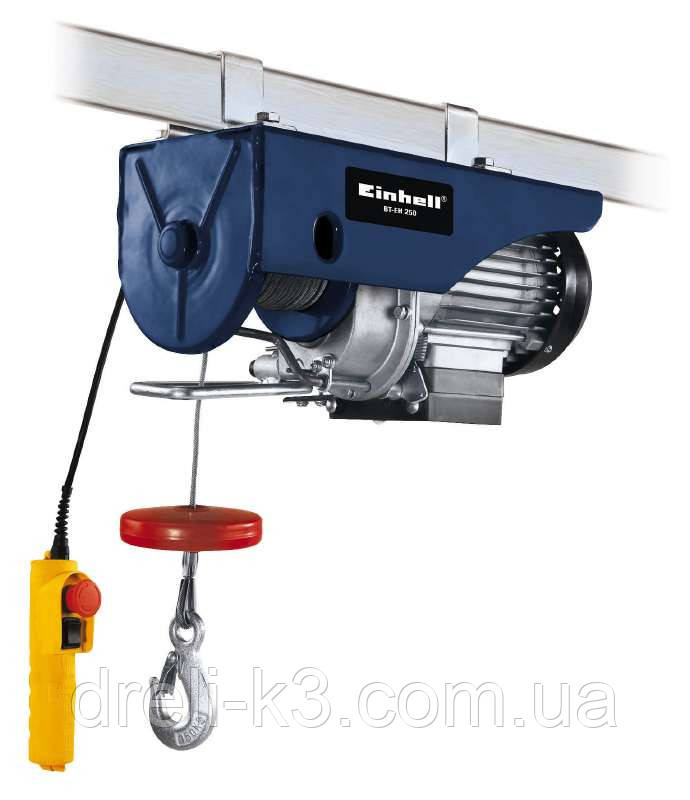 Тельфер Einhell BT-EH 250