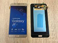 Дисплей Samsung J710 Gold GH97-18855B оригинал!