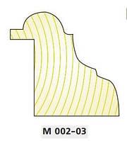 Фрезы по дереву для изготовления дверного (обложного) штапа М 002-03