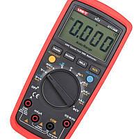 UT139B UNIT Мультиметр Универсальный.True RMS AC\DC40 мВ / 400 мВ / 4V / 40V / 400V Постоянный ток 10A
