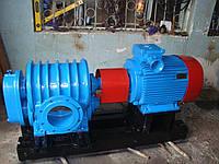 Роторный компрессор-воздуходувка.