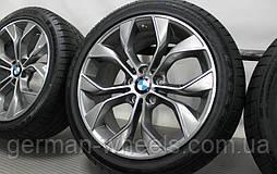 "Колеса 19"" на BMW X4 , 608 style"