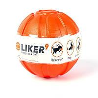 Collar Liker 9 мяч-игрушка для собак крупных пород, 9см