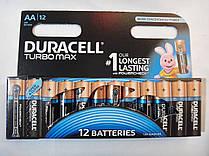 Батарейки Duracell TURBO MAX AA LR6 12шт