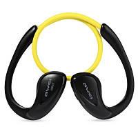 Беспроводные Bluetooth наушники Awei A880BL с поддержкой aptX (Желтый), фото 1