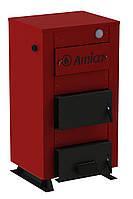 Твердотопливный котел Amiсa Classic 10 кВт традиционного горения (сталь 4 мм)
