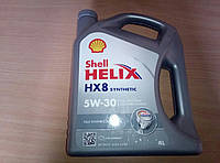 Моторное масло Shell Helix HX8, 5W30