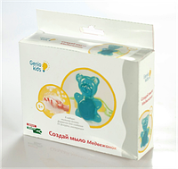 Набор для детского творчества Фабрика мыловарения Медвежонок, Genio Kids, TA1102