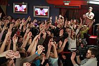 Массовка на телепередачи,клипы и концерты Киев