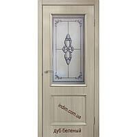 Двери ламинированные пленкой ПВХ Версаль сс+фп