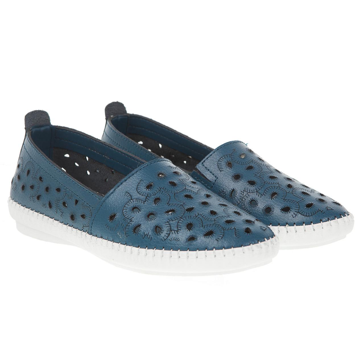 Эспадрильи женские Lifeexpert (стильные, модные, актуальный синий цвет, удобные)