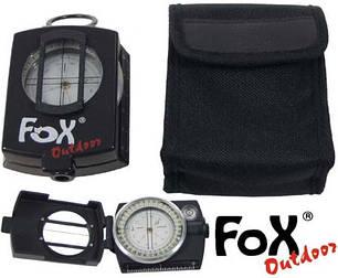 """Компас металлический с визиром Fox Outdoor """"Precision"""" 34043, фото 2"""