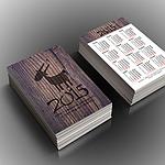 Использование карманных календарей в интересах компании