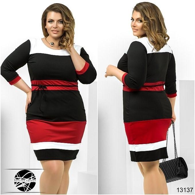 Польское платье большие размеры