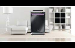 Система очистки и увлажнения воздуха Panasonic F-VXK90R-K