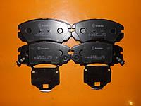 Тормозные колодки передние Brembo P30 018 Hyundai sonata tucson KIA magentis soul sportage