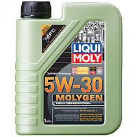 Синтетическое моторное масло - Molygen New Generation 5W-30   1 л.