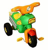 """Детский трехколесный велосипед для детей 3 лет """"Мотоцикл Кросс"""" (Орион 399)"""