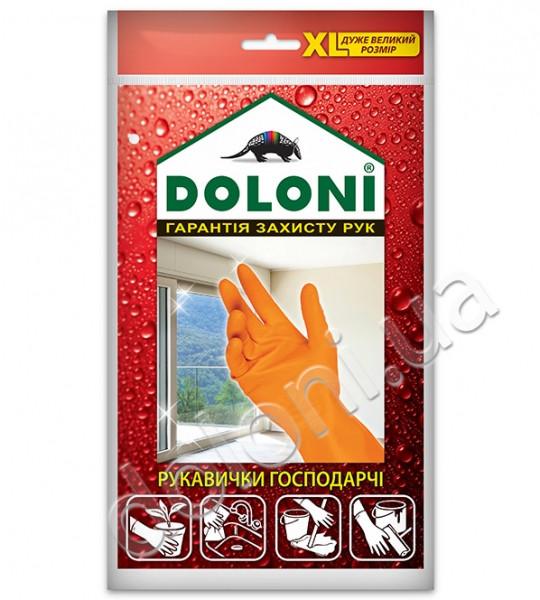 Хозяйственные перчатки  Doloni (XL)